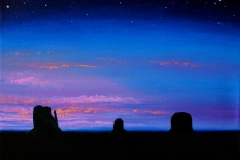 Dreaming Monument Valley