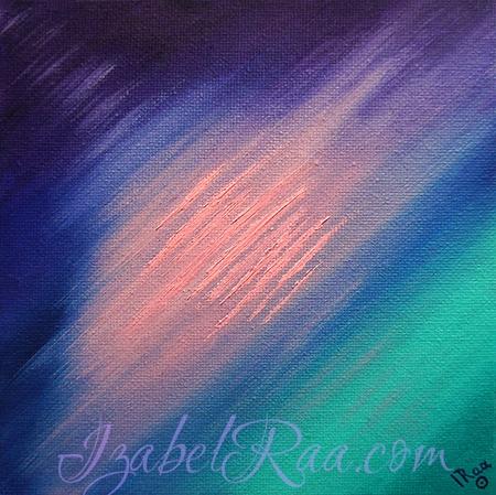 Changing. Energy Portrait of I. (c) Izabel Raa
